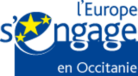 Logo Europe s\'engage en Occitanie